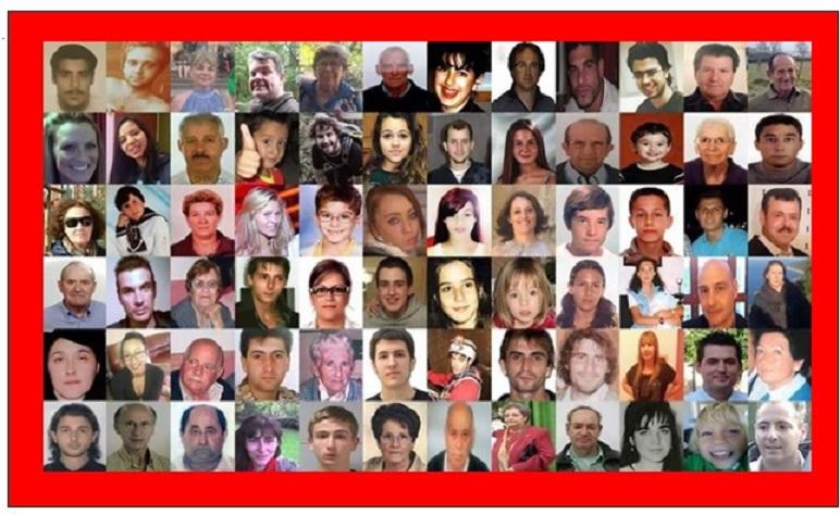17 PERSONAS POR DIA DESAPARECEN EN COLOMBIA, REVELA MEDICINA LEGAL