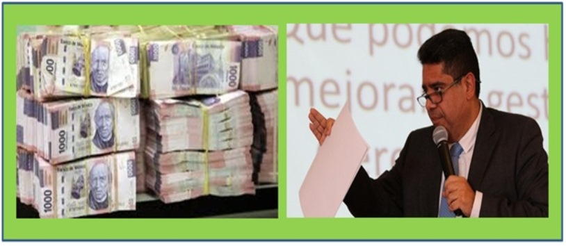 20 BILLONES DE PESOS ESCONDIDOS EN CUENTAS BANCARIAS TIENE EL GOBIERNO SIN EJECUTAR