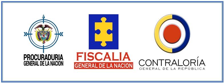 ADVERTENCIA DE FISCALÍA, CONTRALORÍA Y PROCURADURÍA POR BLOQUEOS