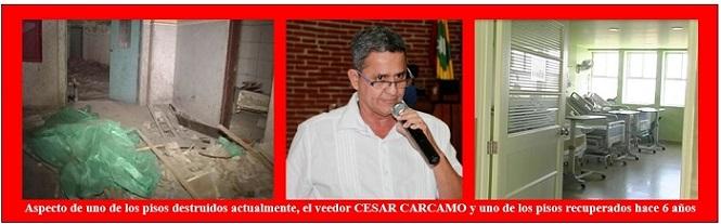 """AFIRMA VEEDOR: """"CARTAGENA NO ESTÁ PREPARADA PARA EL CORONAVIRUS"""""""