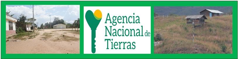 AGENCIA DE TIERRAS  APROBÓ TITULACIÓN COLECTIVA EN PUERTO PADEL
