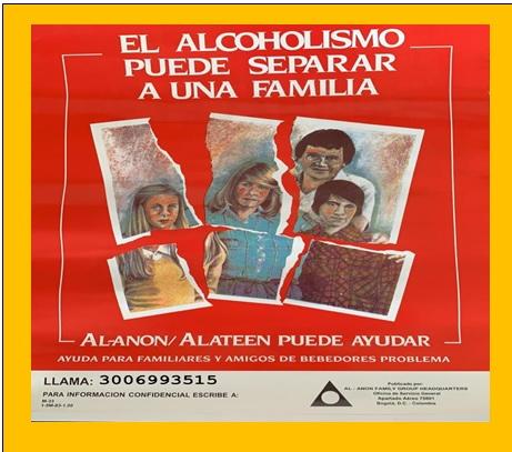 AL-ANON ALATEEN 20 AÑOS DE LUCHA CONTRA LA ADICCIÓN