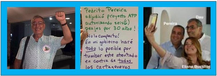 ALCALDE DAU ANUNCIA TUMBAR ADJUDICACIÓN DE CORREDOR PORTUARIO