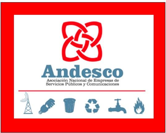 ANDESCO ACTIVA COTINGENCIA POR CRISIS DEL CORONAVIRUS