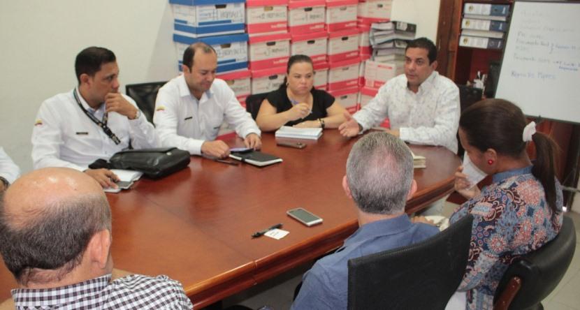 AUTORIDADES DEFINEN RUTA DE ATENCIÓN A MIGRANTES VENEZOLANOS