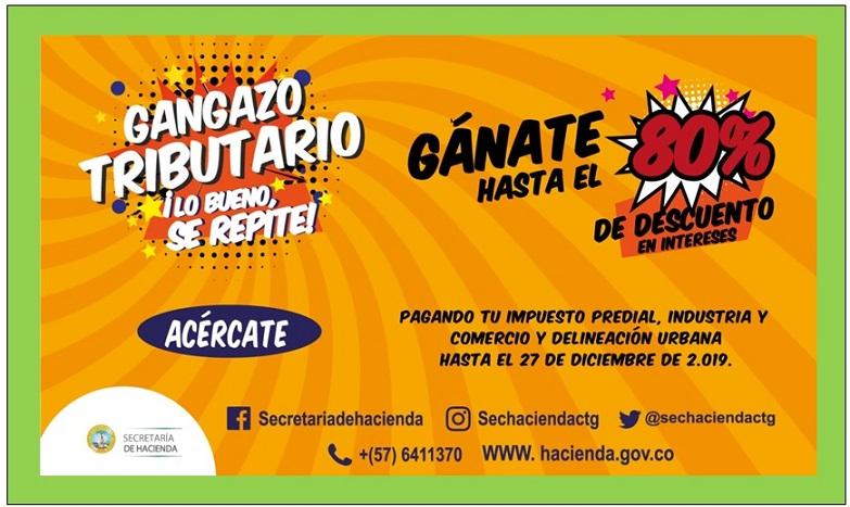 AVANZA EL GANGAZO TRIBUTARIO EN SECRETARIA DE HACIENDA