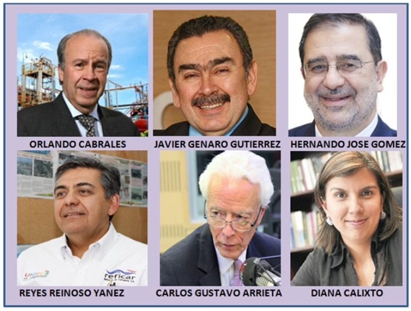 AVANZA IMPUTACION FISCAL POR 5 BILLONES DE PESOS PERDÍDOS EN  REFICAR