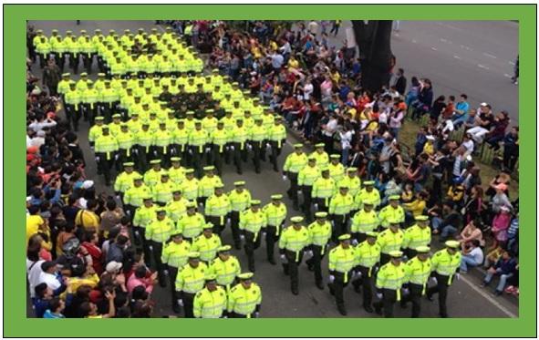 BASES DE LA POLICIA NACIONAL ANUNCIAN PARO EL19 DE JUNIO