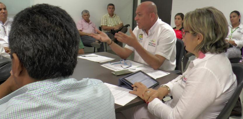 BOLIVAR SE PREPARA PARA NUEVO SISTEMA NACIONAL DE EXTENSON AGROPECUARIA