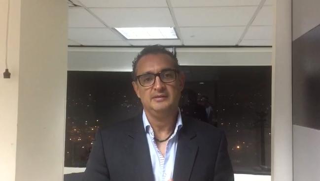 """CANDIDATOS SE PRONUNCIAN  """"El gobierno sigue burlando el querer de  los cartageneros"""": Fabio Castell"""