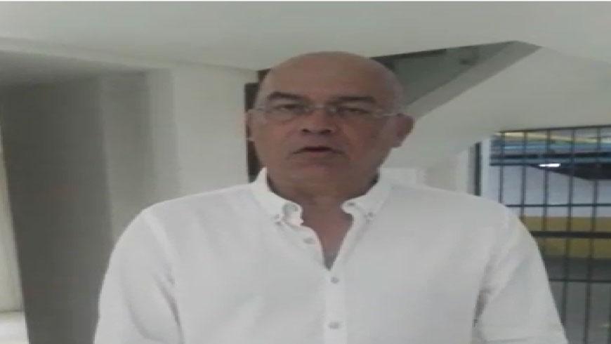 CANDIDATOS SE PRONUNCIAN En nada favorece decision de MinInterior a Cartagena: German Viana