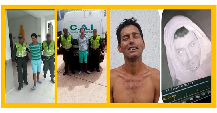 """CAPTURADO POR HOMICIDIO EL """"FRANK"""" EN INTENSO CERCO POLICIAL"""