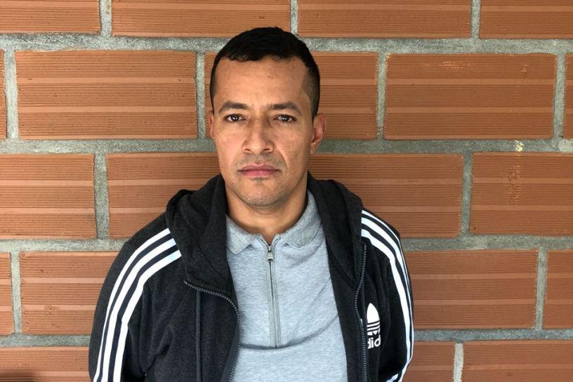 CAPTURADO SEGUNDO CABECILLA  CRIMINAL DEL CLAN DEL GOLFO