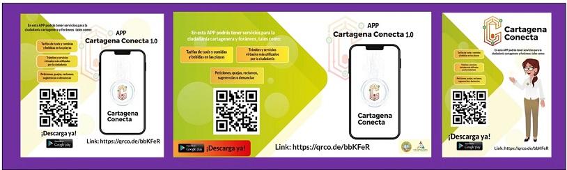"""""""CARTAGENA CONECTA 1.0"""" ENTRA EN ACCION"""