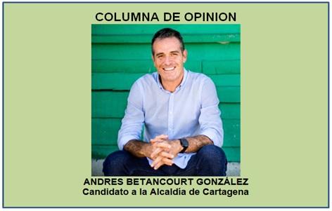 CARTAGENA VOLVERÁ A NACER CON EL TRIUNFO DEL BUEN GOBIERNO