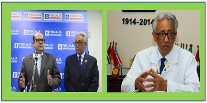CASO PÍZANO-ODEBERCHT TUMBÓ AL DIRECTOR DE MEDICINA LEGAL
