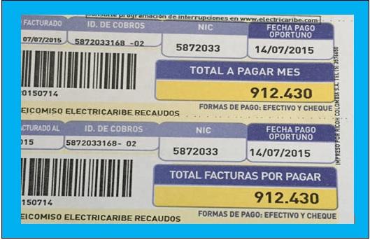 COLEGIO DE ABOGADOS PIDE AMNISTÍA PARA DEUDORES DE ELECTRICARIBE