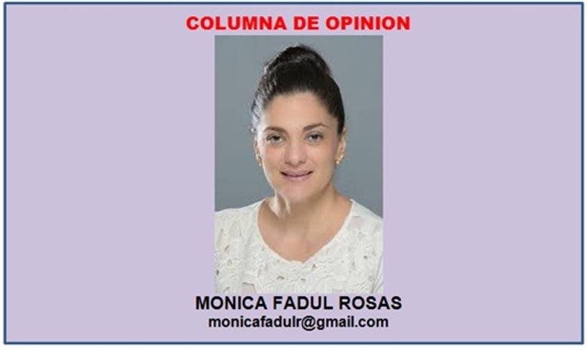 Columna de Opinión: INSTITUCIONALIDAD DEMOCRÁTICA
