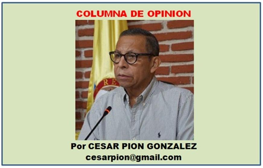 Columna de Opinión                             TENGO SED