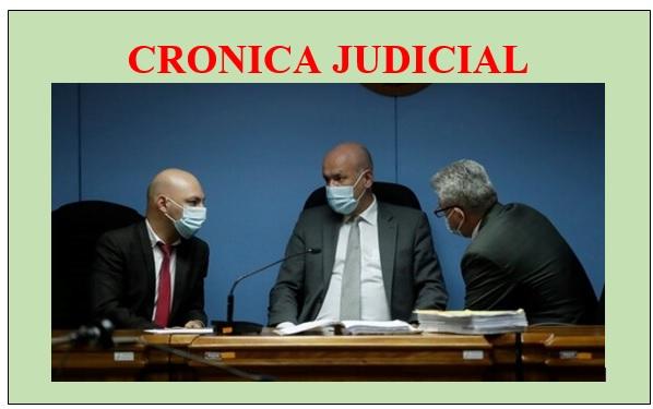 CON  TAPABOCAS LOS JUECES IMPARTEN JUSTICIA EN CARTAGENA