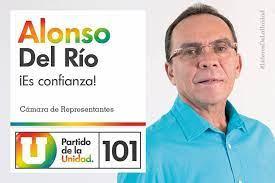 CONGRESISTA BOLIVARENSE QUE FIRMÓ PRORROGA DE PERIODOS