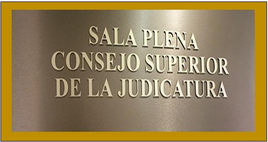 CONSEJO DE LA JUDICATURA EN LA QUIEBRA DEBE 9.2 BILLONES DE PESOS