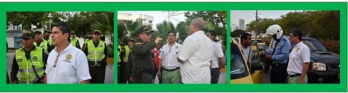CONTINUARON EXITOSAS CARAVANAS DE SEGURIDAD DE LA SECRETARIA DEL INTERIOR