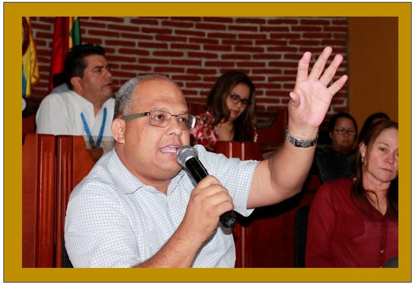 CONVOCATORIA PARA ELEGIR PERSONERO DISTRITAL Y SECRETARIO DEL CONCEJO