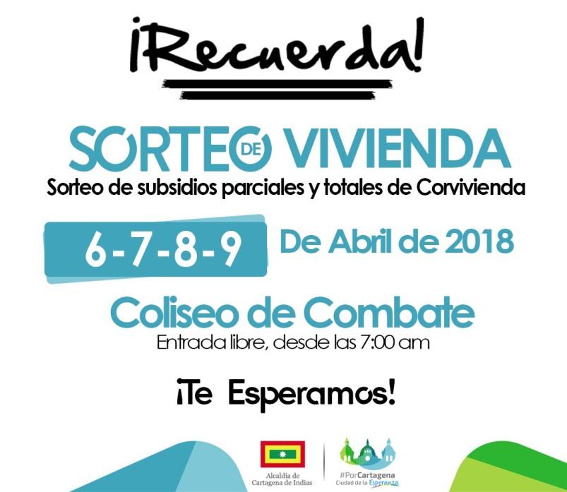 CORVIVIENDA LISTA PARA EL GRAN SORTEO DE LA SEGUNDA OFERTA DE CASAS