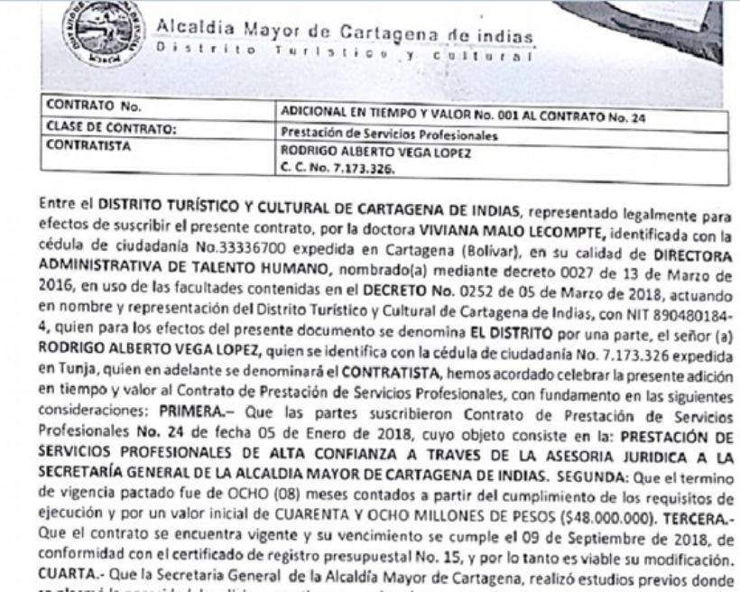 DENUNCIAN ADMINISTRACION DE SERGIO LONDOÑO POR VIOLACION A LEY DE GARANTIAS