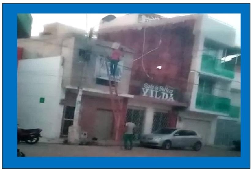 EL PROPIO DE MAGANGUÉ SIN ENERGÍA ELÉCTRICA POR MOROSO