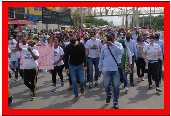 EN 30 DIAS SE CONOCERIAN RESULTADOS DE PROCURADURIA POR PROTESTAS