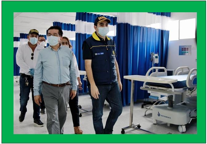 EN SERVICIO NUEVO HOSPITAL DE MOMPOX REPOTENCIADO