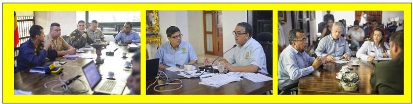 EN VIGENCIA NORMAS RESTRICTIVAS ELECTORALES Y DE CONTROL POLICIVO