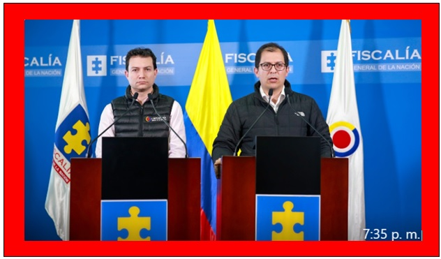 FISCAL Y CONTRALOR ADVIRTIERON AL PRESIDENTE, ALCALDES Y GOBERNADORES