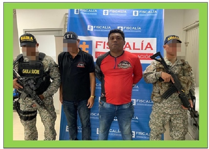 FISCALIA CAPTURÓ AL ASESINO DE DOS HERMANOS EN MACAYEPO