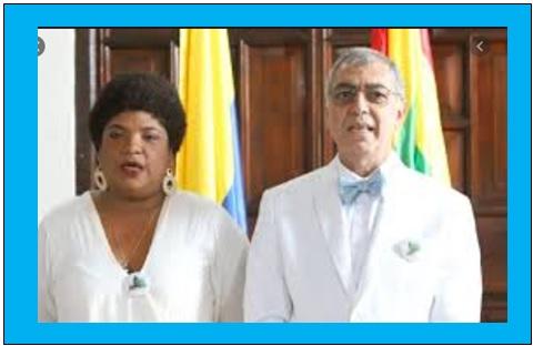 FISCALIA INVESTIGA FALSEDAD EN HOJA DE VIDA DE CYNTHIA PÉREZ