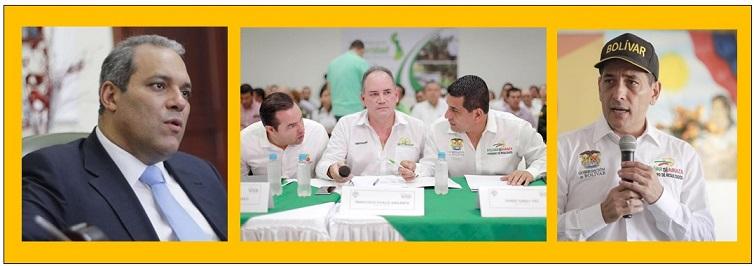 GRAVES CUESTIONAMIENTOS DE SENADOR NAME AL OCAD CARIBE