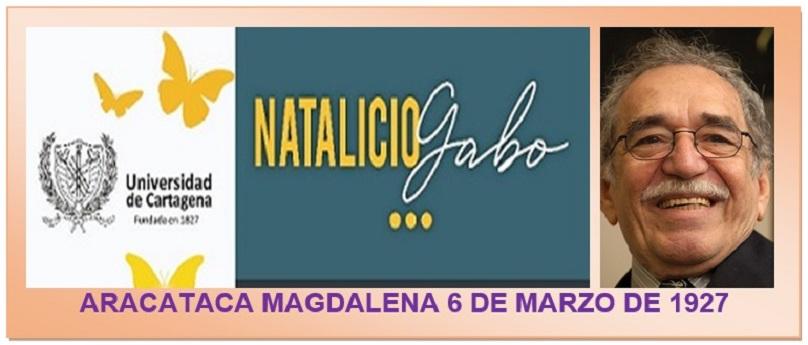 HOMENAJE HOY POR LOS 92 AÑOS DEL NATALICIO DE GABO