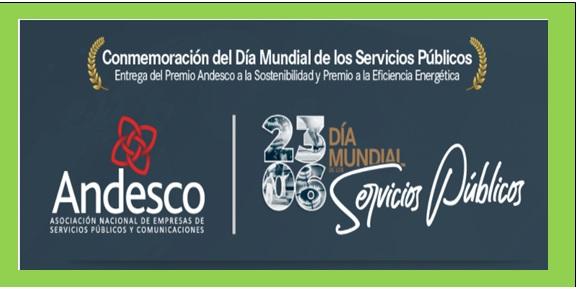 HOY CONMEMORACIÓN DEL DIA INTERNACIONAL DE SERVICIOS PÚBLICOS