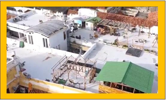 IMPERIO DE LA ILEGALIDAD EN CONSTRUCCIONES DEL CENTRO HISTORICO