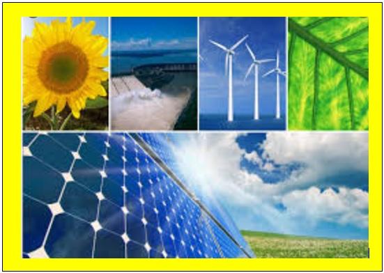 LA DISCUSIÓN  ENTRE ENERGÍAS RENOVABLES Y NO RENOVABLES