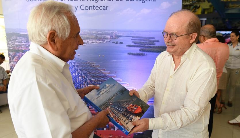 """LIBRO DEL PUERTO DE CARTAGENA GANÓ PREMIO INTERNACIONAL """"LATINO BOOK AWARDS"""""""