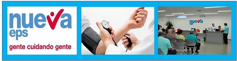 NUEVA EPS DIAGNOSTICA HOY 670 MIL PERONAS CON HIPERTENSION ARTERIAL