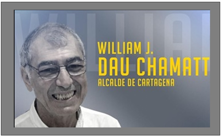 NUEVO INCIDENTE DE WILLIAM DAU CON PERIODISTAS DE CARTAGENA