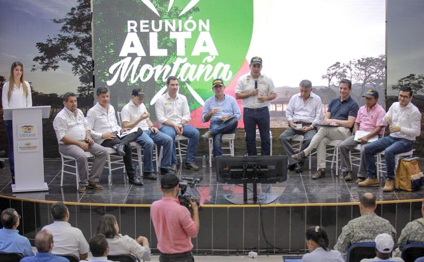 PARA MONTES DE MARIA MINAGRICULTURA Y GOBERNACION APROBARON  PROYECTOS PRODUCTIVOS