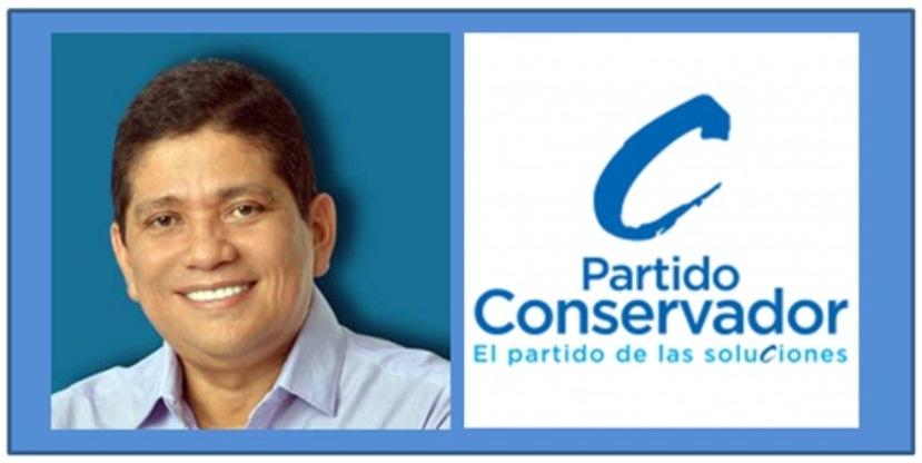 PARTIDO CONSERVADOR RATIFICÓ RESPALDO A QUINTO GUERRA