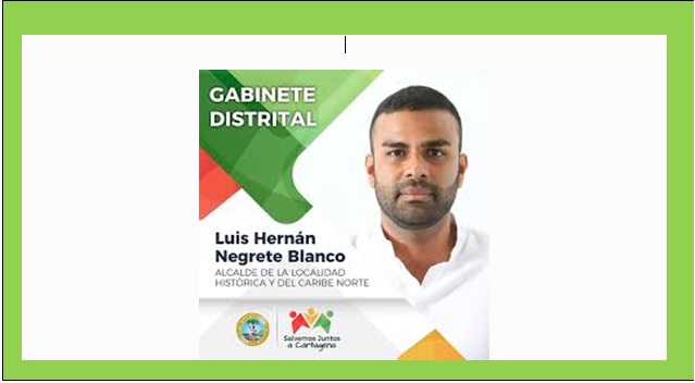 POR CONTRATACIÓN INDEBIDA SUSPENDIDO ALCALDE LOCAL 1