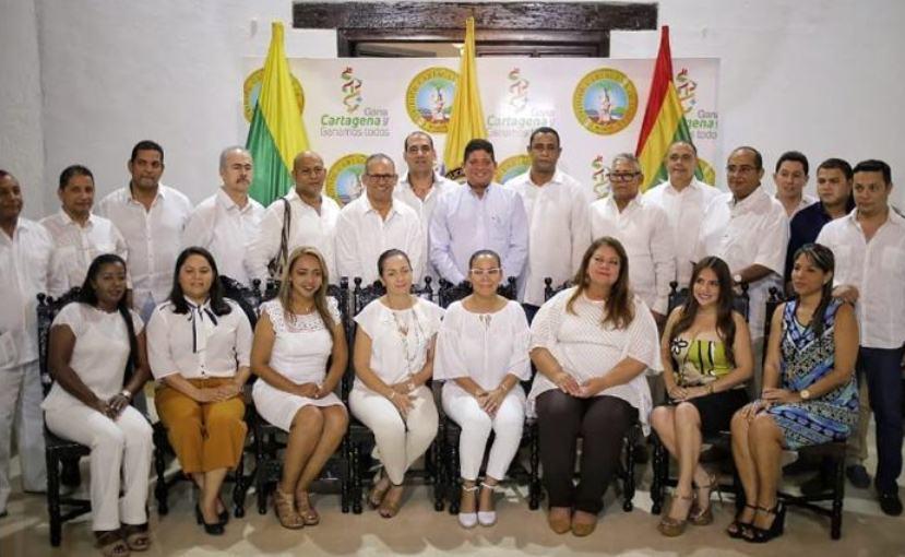 QUINTO Y SU GABINETE, PRUEBA DE FUEGO