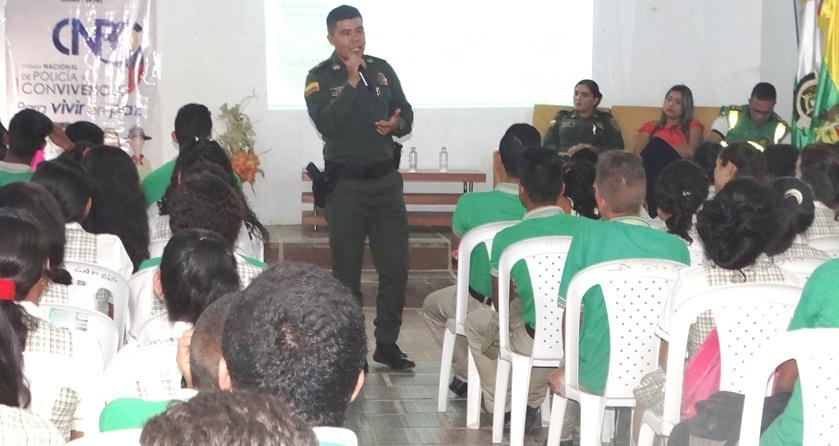SANCIONADAS 2.228 PERSONAS EN BOLIVAR CON EL CODIGO NACIONAL DE POLICIA
